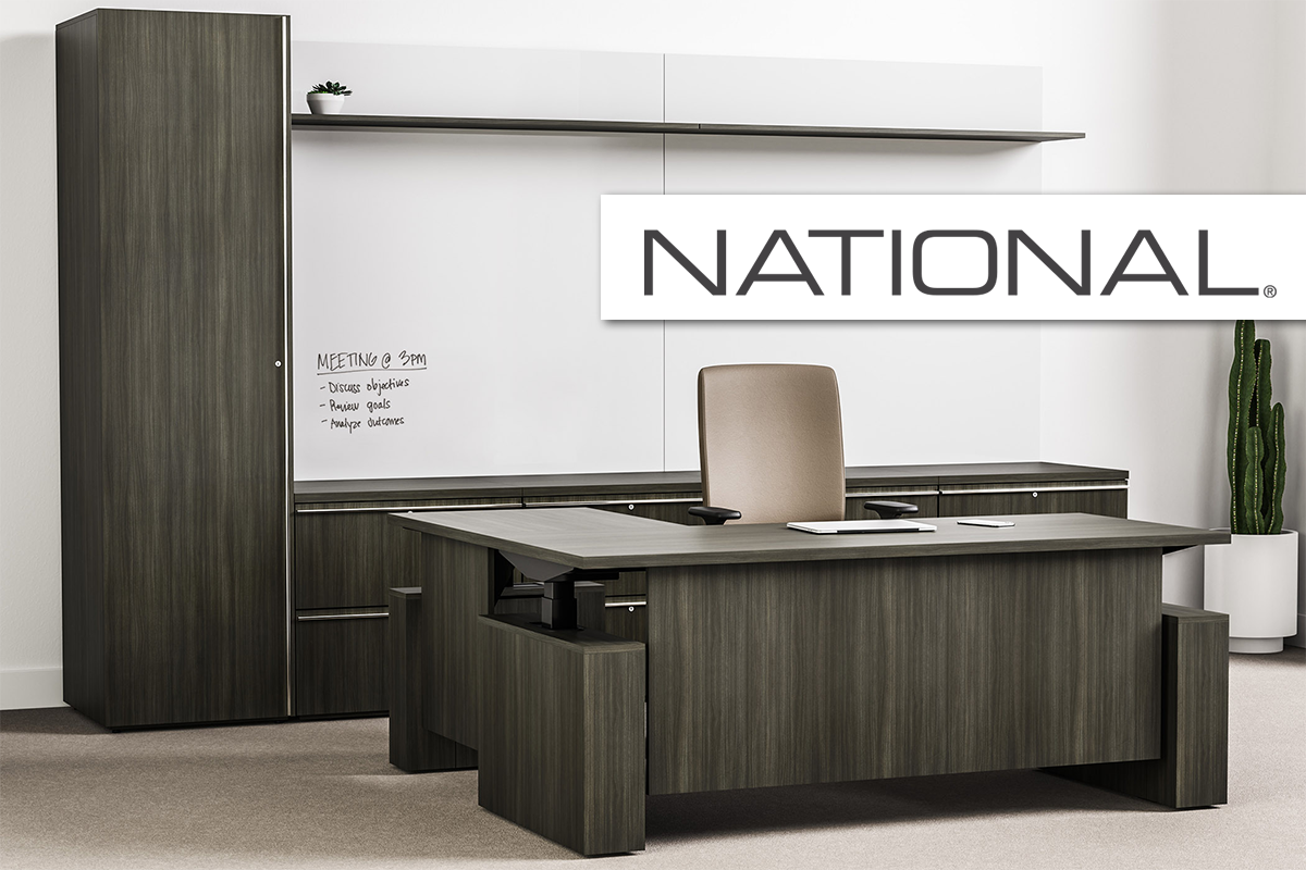 National Office Furniture chairs tables desks